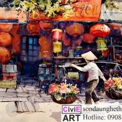 Tranh vẽ Việt Nam
