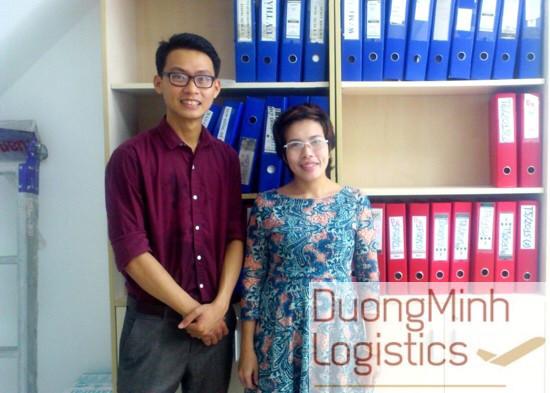 Tư vấn tranh cho công ty Dương Minh, quận 1