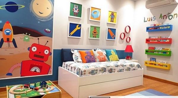 Tranh trang trí phòng ngủ cho cả gia đình
